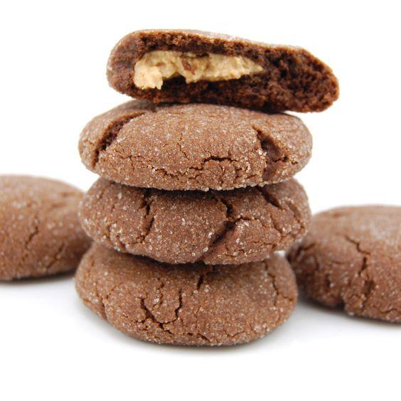 Chocolate Peanut Butter Surprise