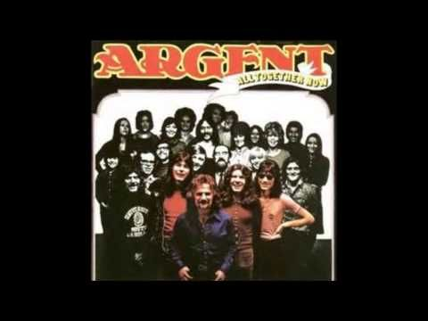 Argent - *Hold Your Head Up* (Single Version) - 1972 YouTube
