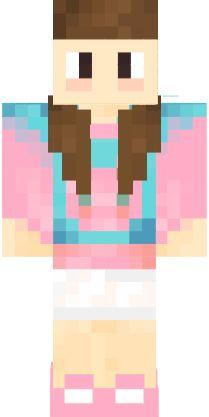 มายคราฟ สก น Nova Skin Minecraft Girl Skins Minecraft Skins Red Mc Skins