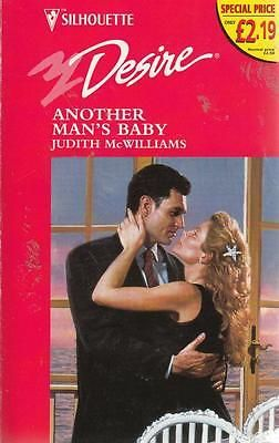 Another Mans Baby - Judith McWilliams - Acceptable - Paperback