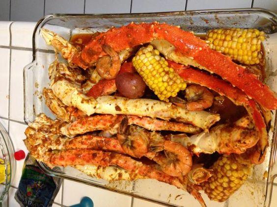 Copycat Boiling Crab Recipe2 Cups Margarine 1 Bag