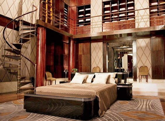 1000+ images about Two stories bedrooms på Pinterest | Jay gatsby ...