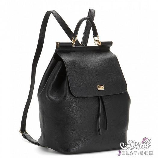 حقائب للصبايا 2019 حقائب ظهر مميزه للصبايا شنط شيك 2019 Leather Backpack Black Leather Backpack Leather