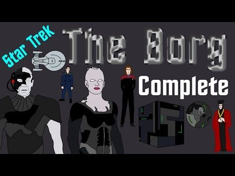 Star Trek: The Borg (Complete) - YouTube