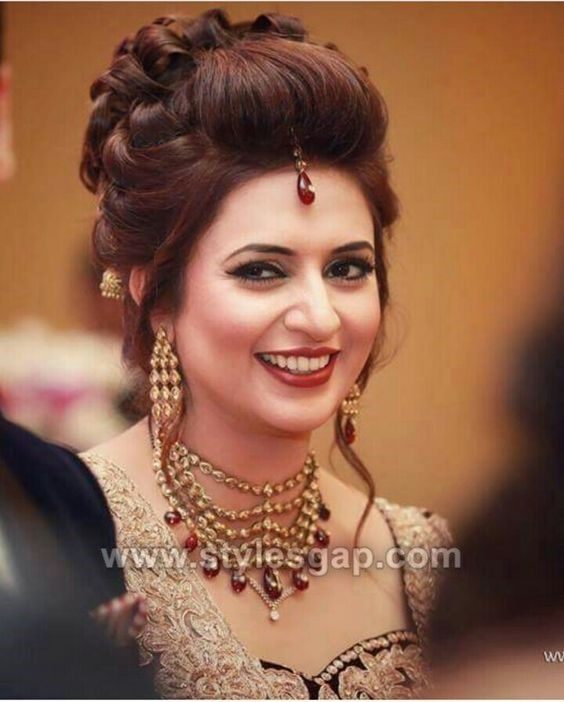 Latest Asian Party Wedding Hairstyles 2020 Trends Engagement Hairstyles Bridal Hairstyle Indian Wedding Indian Hairstyles