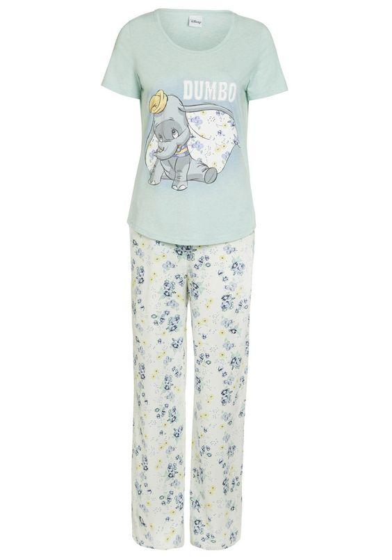 clothing at tesco disney dumbo pyjamas nightwear. Black Bedroom Furniture Sets. Home Design Ideas