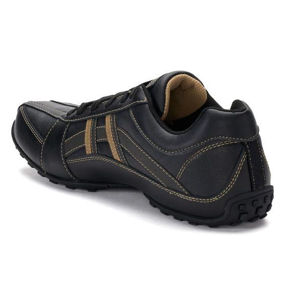 Skechers Men/'s Citywalk Malton Oxford Sneaker