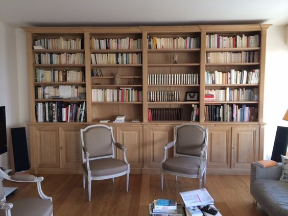bibliotheque-style-neo-classique
