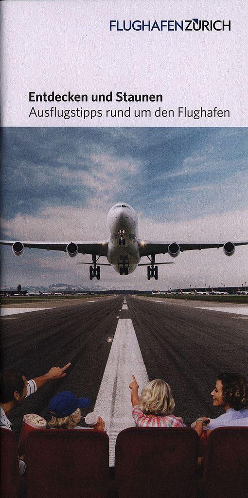 https://flic.kr/p/nfDMbg   Zurich Airport - Entdecken und Staunen, Ausflugstipps rund um den Flughafen Zürich 2011, 2014_1, Switzerland   tourism travel brochure   by worldtravellib World Travel library