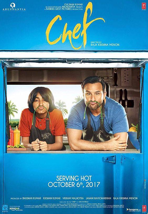 Chef (2017) DVDRip