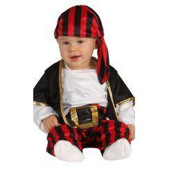 Costume BABY PIRATA