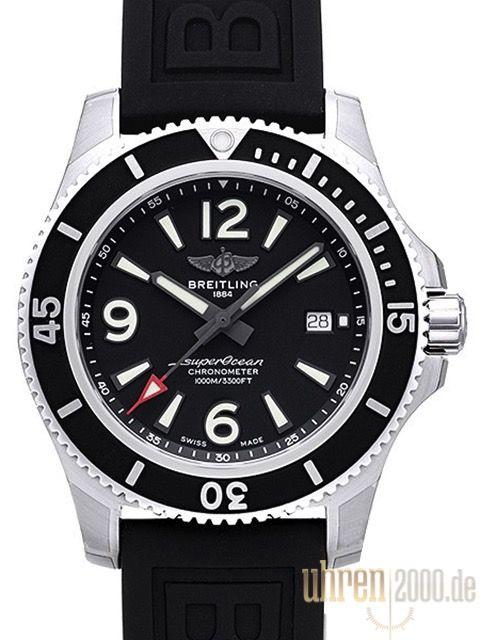 Breitling Superocean Automatic 44 Faltschliesse A17367d71b1s2 In 2020 Breitling Uhren Zifferblatt