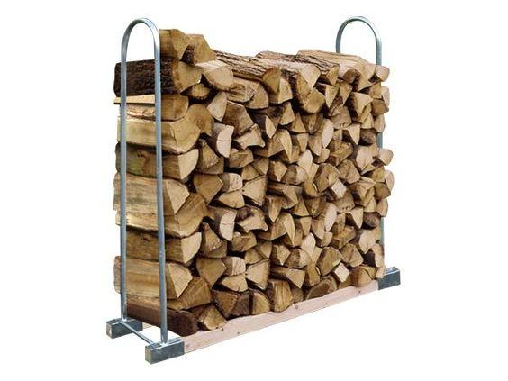 Stabilit Rohrbügel-Holzstapler