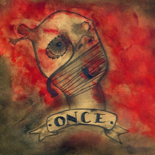 Pearl Jam – Once (single cover art)