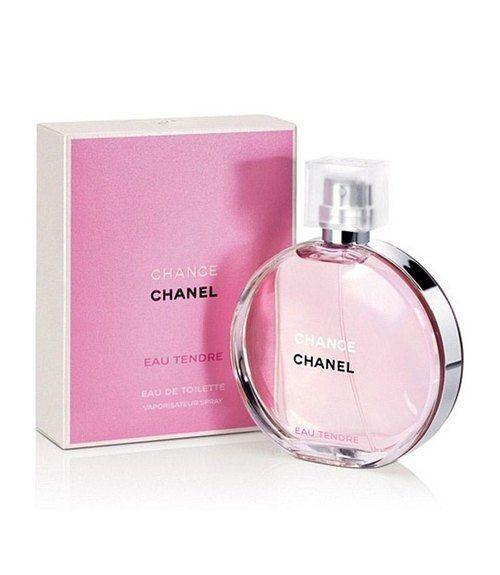 Chance Eau Tendre By Chanel Eau De Toilette Spray 5 Oz Chanel Fragrance Chanel Perfume Perfume
