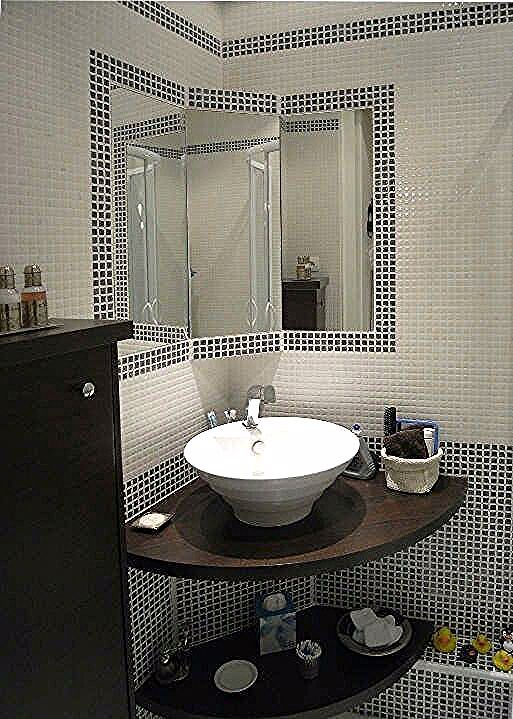 Vasque D Angle Corner Sink Bathroom Small Bathroom Design Small Corner Bathroom Vanity