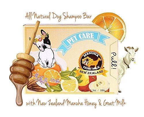 Cat Shampoo Bar Memoir All Natural Pet Shampoo Bar For Itchy Dry Sensitive Skin A New Zealand Manuka Ho Cat Shampoo Flea Repellent Pet Shampoo