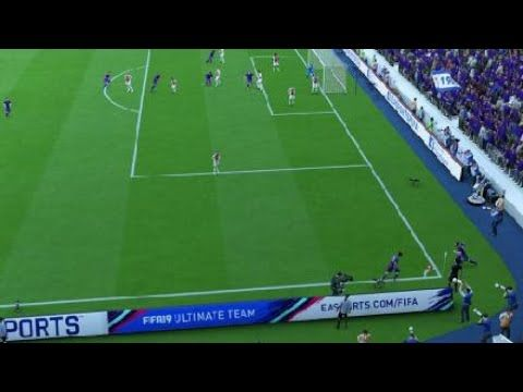 The New Way To Take Corner Kicks In Fifa 19 Corner Kick Meta
