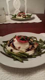 A House Becomes a Home: Caprese Chicken