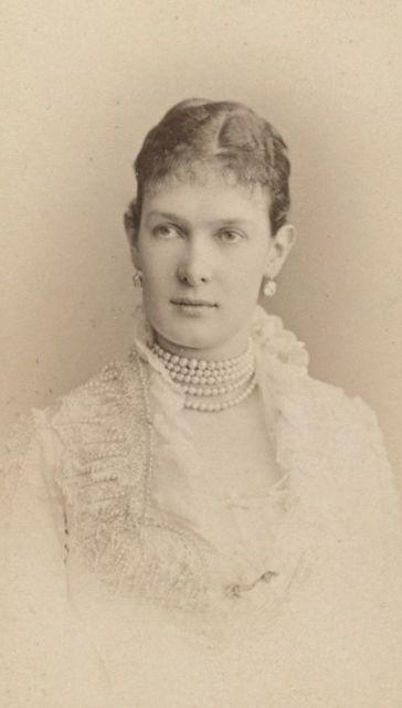 Princess Marie of Mecklenburg-Schwerin, Grand Duchess Maria Pavlovna of Russia