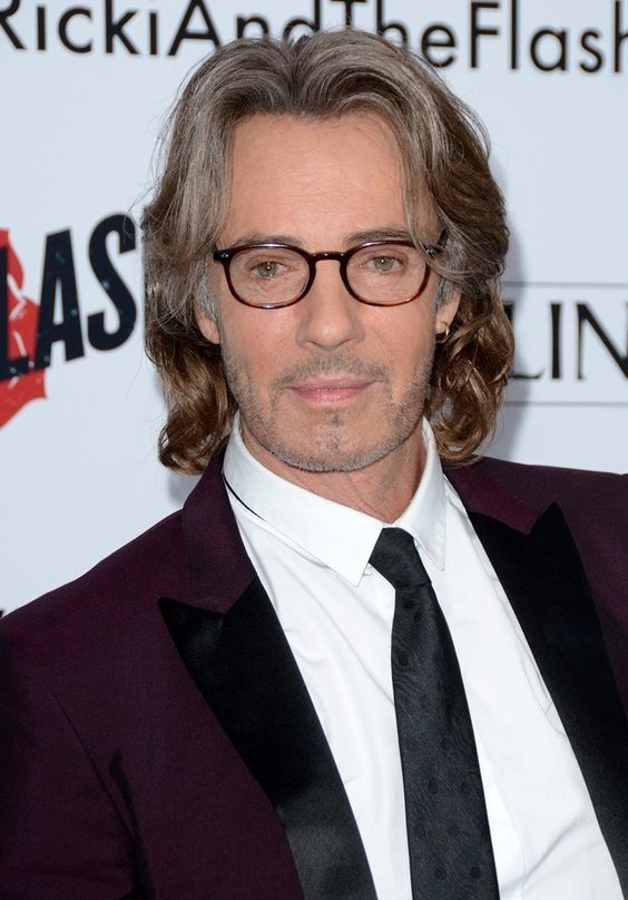 Rick Springfield New York Premiere of Ricki and the Flash - Arrivals