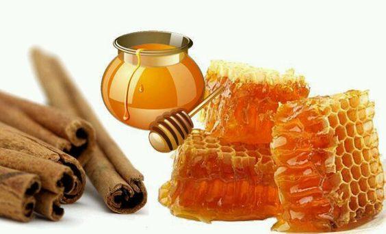 Honey heals :-D