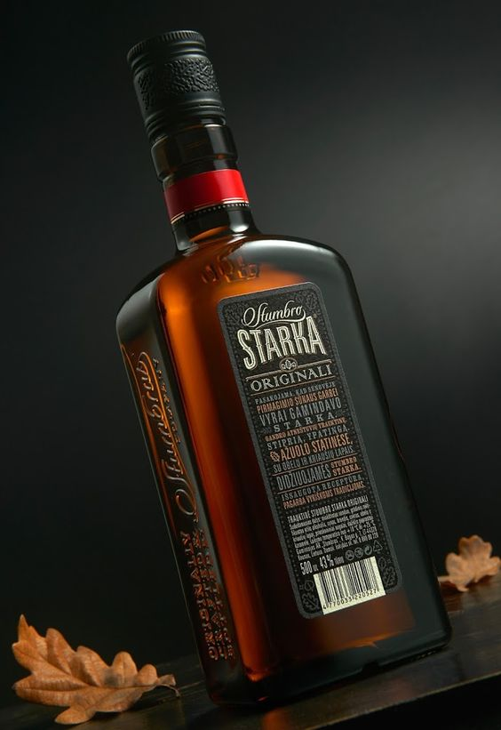 Stumbro STARKA on Packaging of the World - Creative Package Design Gallery