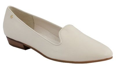 hollis bone // bass shoes