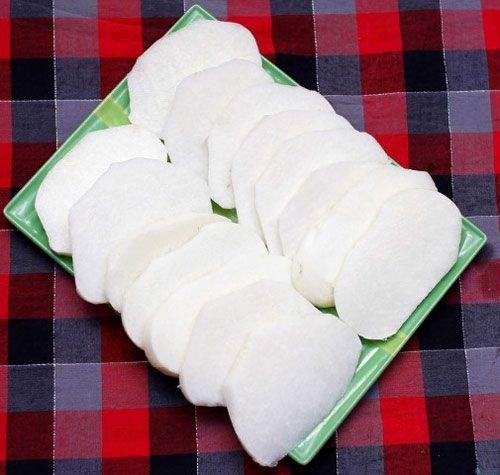 Mẹo vặt dùng củ đậu làm da mịn màng