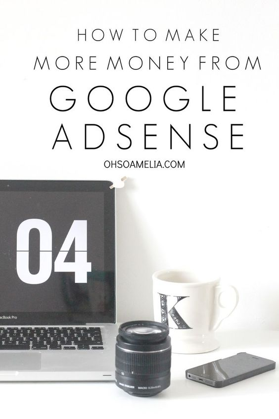 How to make more money with Google Adsense Small business tips, entrepreneur, #biz #smallbusiness #succeed