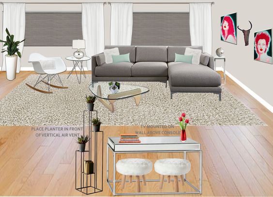 First Look Design by Shannon Topf of HOD Interiors