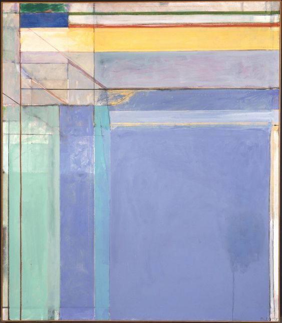 Philadelphia Museum of Art - Collections Object : Ocean Park No. 79