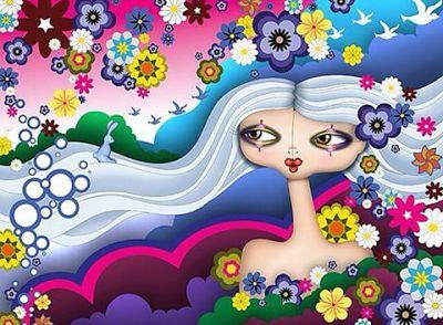 Coisinhas de decorar: D+++ as ilustrações dessa artista... @sorayamatos