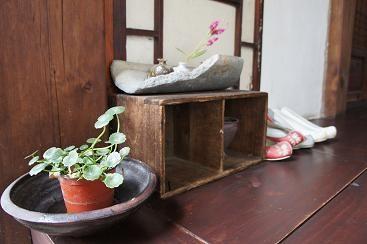 韓国 全州   伝統家屋に泊まる  雅世軒(アセホン)