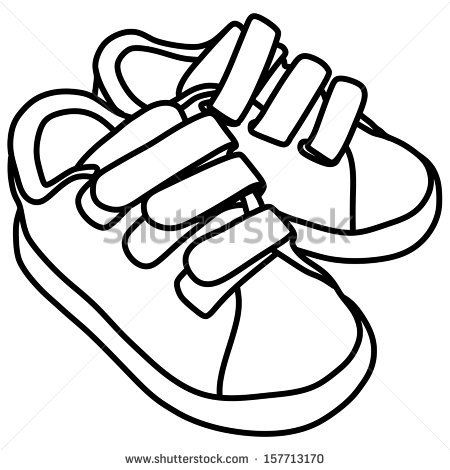 Tying Sports Shoes Baby Child By Ficus777 Via Shutterstock Crochet Baby Hats Girl Shoes Clipart Diy Baby Boy Clothes