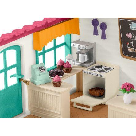 Schleich Ruiter Cafe 42519 Cafe Kinderbed Kinderspeelgoed