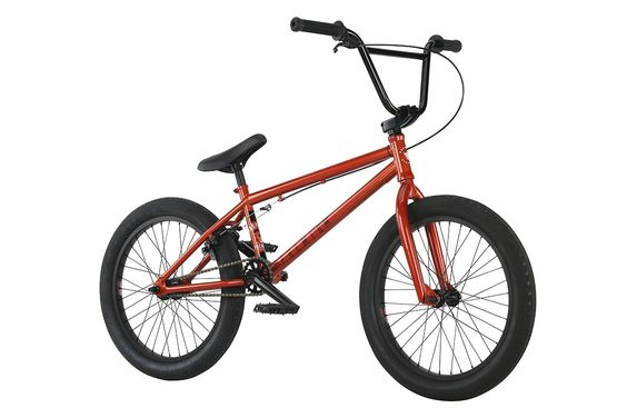 "Premium Inspired Complete 20.5"" BMX Bike Gloss Copper – Bakerized Action Sports"