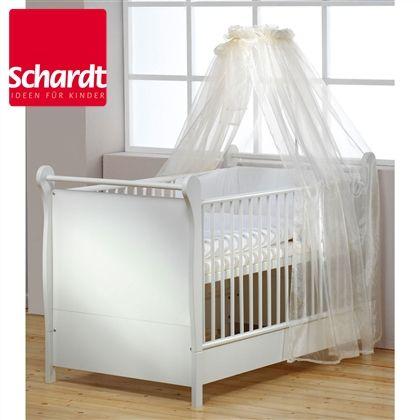 "schardt kinderbett ""felice"" 60 x 120 cm, weiß - rossmann online"