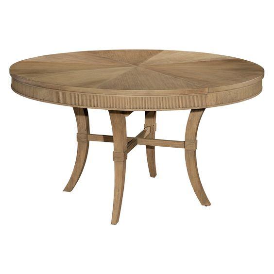 Hekman Urban Retreat Round Dining Table Dining Table Dining