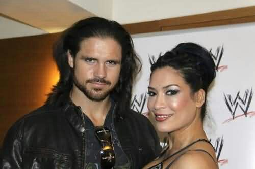 Melina dating john morrison