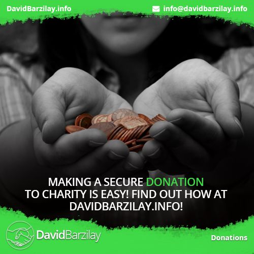 Are You Feeling The Urge The Make A Meaningful Donation To A