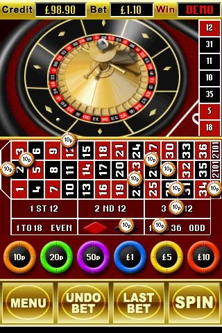 Roulette, can play this forever