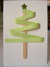 petitgraphie: DIY :: Tarjetas de Navidad hechas en casa -- Homemade Christmas cards