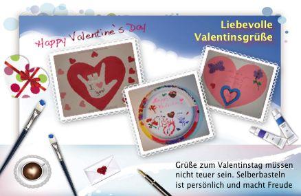 Bastelideen zum Valentinstag: For Valentine'S Day, San Valentino