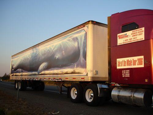 Outdoor mobili ~ Truck side advertising mobile billboards outdoor advertising