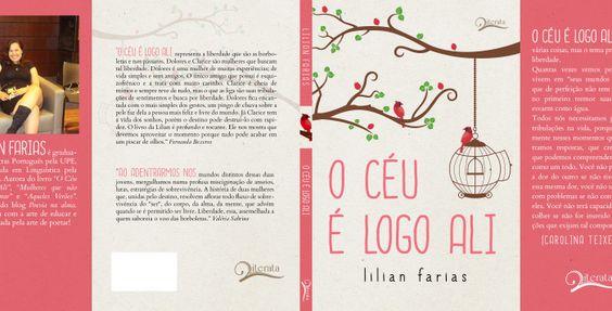 Divulgação – Conheça Lilian Farias | Literatura de Cabeça