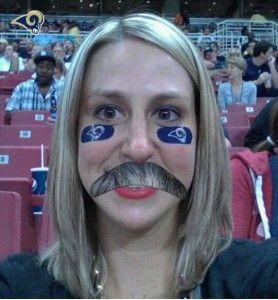 Jeff Fisher Mustache Craze!