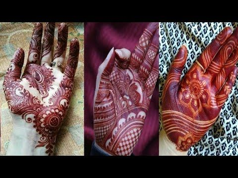 خلطة الحناء للعرائس من أسرار النقاشات للحصول على لون عنابي غامق رائع سر الخلطة السودانية والصحراوية Youtube Hand Henna Hand Tattoos Henna Hand Tattoo