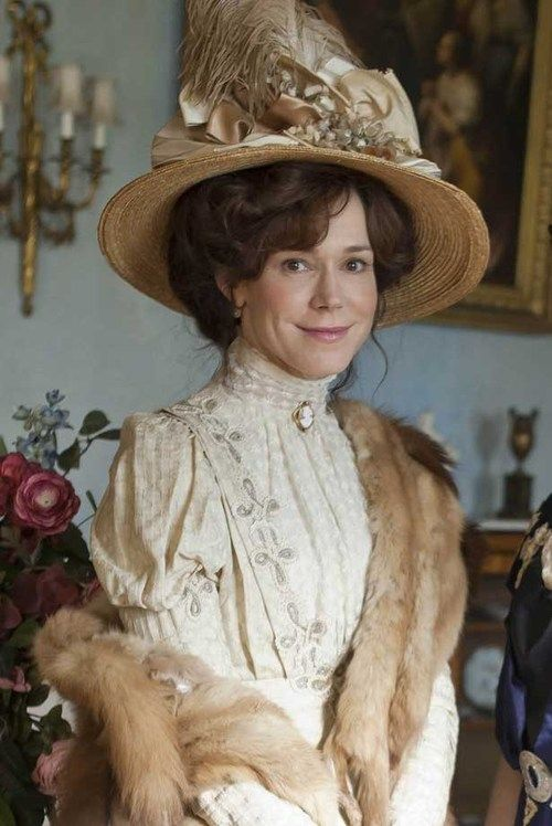 Frances O'Connor as Rose Selfridge inMr Selfridge (TV Series, 2013).