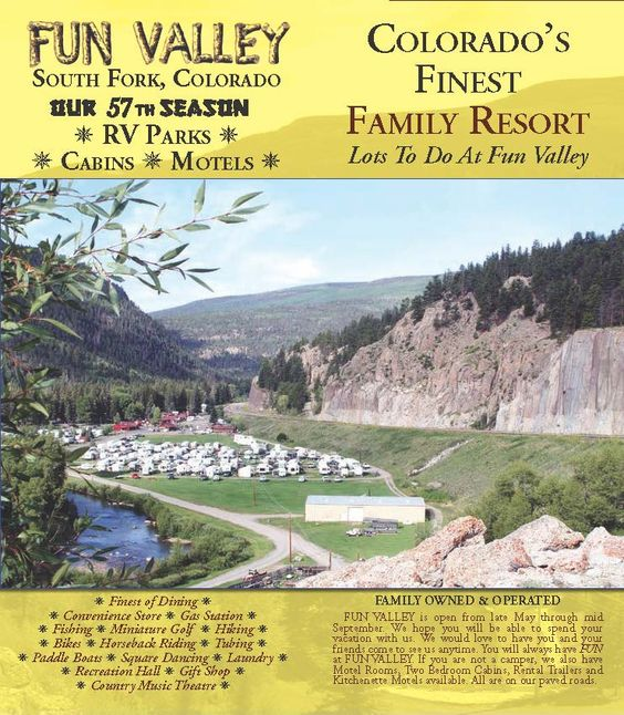 FUN VALLEY FAMILY RESORT - Home